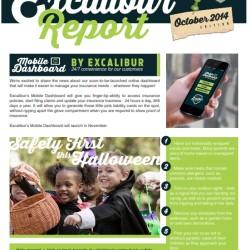 Excalibur Report Oct 2014