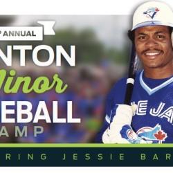Clinton Minor Baseball Camp