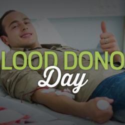 World Blood Donor Day Graphic