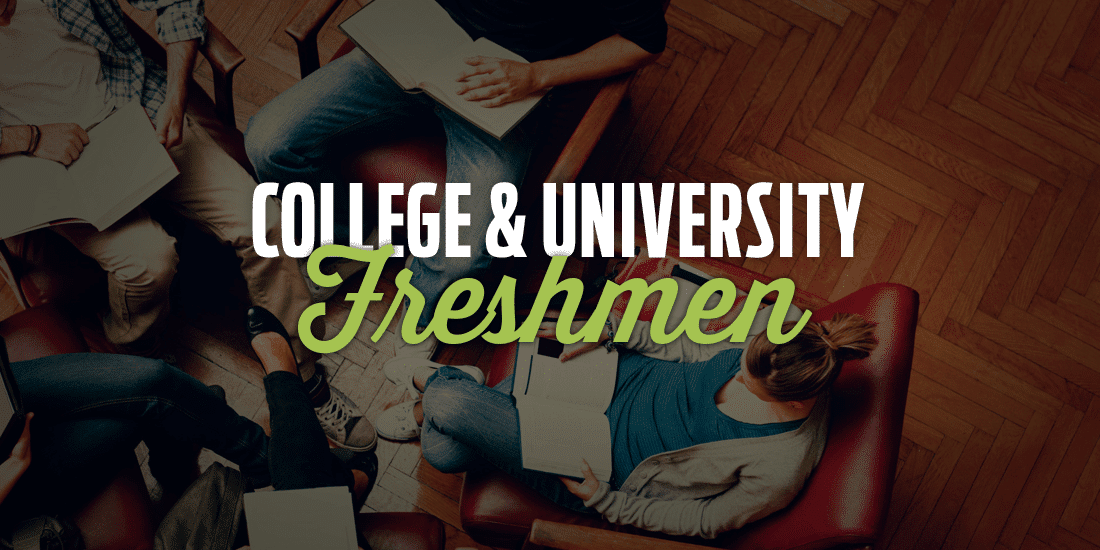 Advice For College And University Freshmen