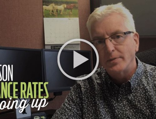 Why Are My Insurance Rates Going Up?