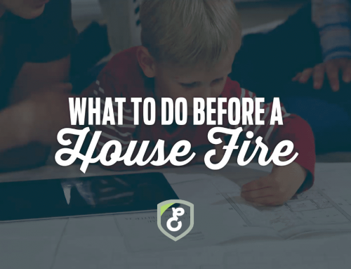 What To Do Before a House Fire