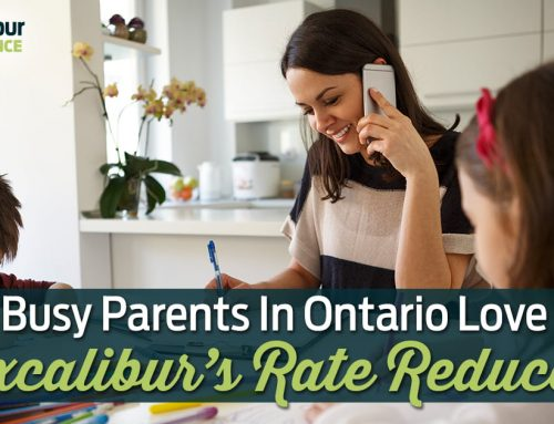 Busy Parents in Ontario Love Excalibur's Rate Reducer