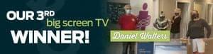 Our Third Quarter TV Winner