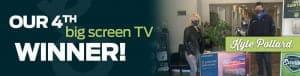 Fourth Quarter TV Winner