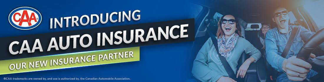 Introducing CAA Auto Insurance - Our New Insurance Partner