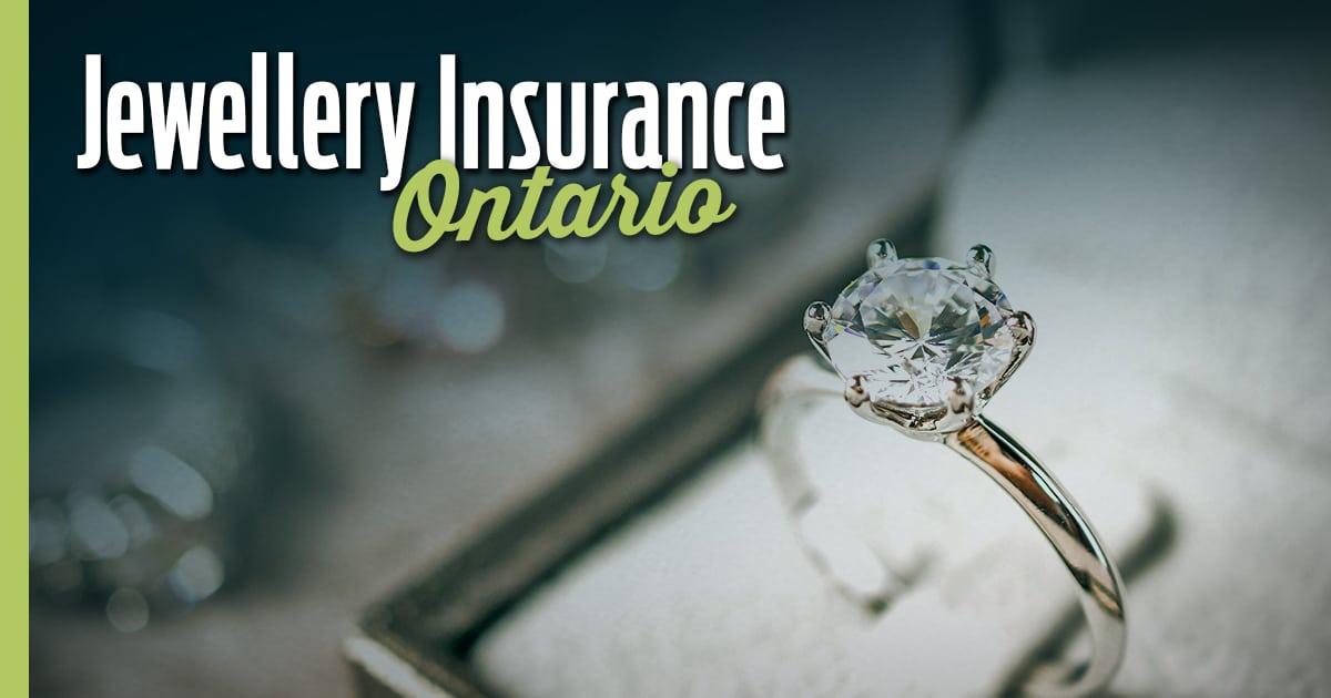 Jewellery Insurance Ontario