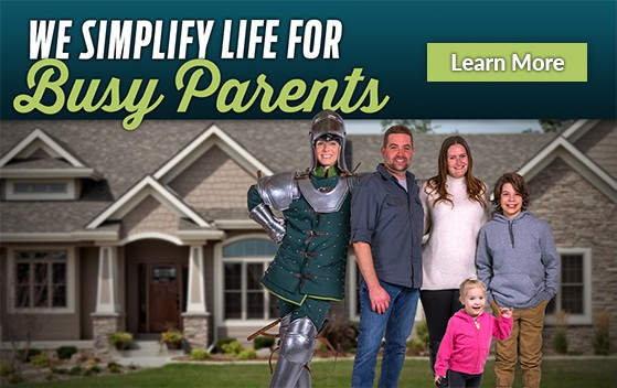 We Simplify Life For Busy Parents