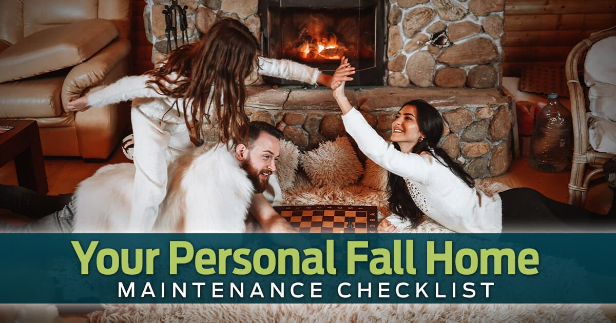 Your Personal Fall Home Maintenance Checklist